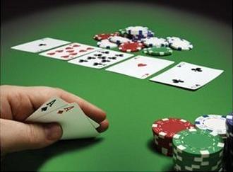 El poker y la recesión